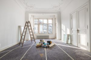 Mieter müssen nicht in jedem Fall die Wohnung renovieren.